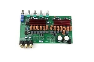 Details about US TPA3116 6-Channel 5 1 Channel Amplifier Board 100W+50W*5 +  Tone Adjust Amp