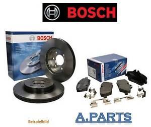 BOSCH-BREMSSCHEIBE-UND-BELAGE-290-292mm-VORNE-BMW-1ER-E81-E87-E82-E88-NEU