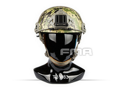 FMA TB1183 Tactical  Airsoft Paintball  Military Helmet AOR2  clearance up to 70%