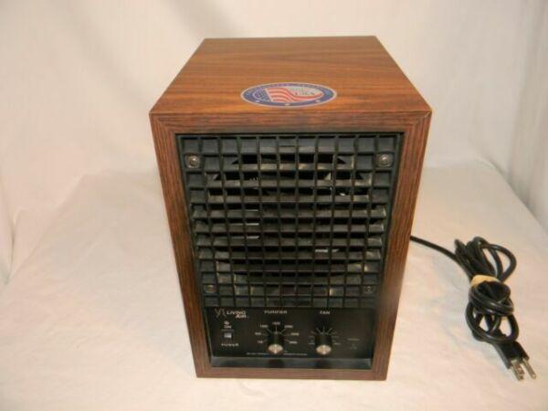 Living Air Xl-15 Classic Wood Air Purifier