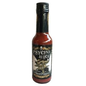 034-Psycho-Juice-034-Extreme-Ghost-Pepper-034-ULTRA-HOT-Chilli-Sauce