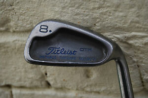 Titleist DTR 8 Iron - <span itemprop=availableAtOrFrom>Market Rasen, United Kingdom</span> - Titleist DTR 8 Iron - Market Rasen, United Kingdom