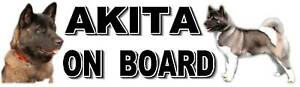 AKITA-ON-BOARD-Car-Sticker-By-Starprint