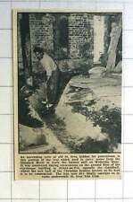 1963 St Ives Relic Hidden, Leat Carrying Water To Wescott's Quay Mill