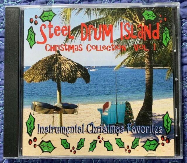 Steel Drum Island Christmas Collection Vol 1 CD Instrumental Christmas Fav | eBay