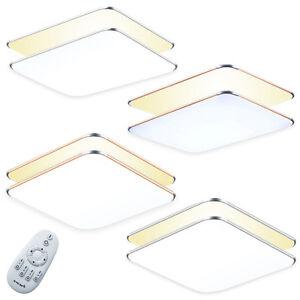 Ultraslim Led Deckenleuchte Panel Lampe Kuche Wohnzimmer Wandlampe