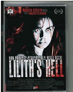 Lilith-039-s-Hell-Limited-400-Copie-Numerate-Dvd-Home-Movies