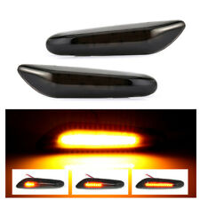 Dynamic LED Turn Signal Side Light Indicator For BMW E90 E91 E92 E60 E46 E87 E82