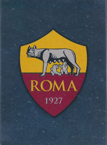 Champions-League-17-18-STICKER-212-Club-Badge-AS-Rom