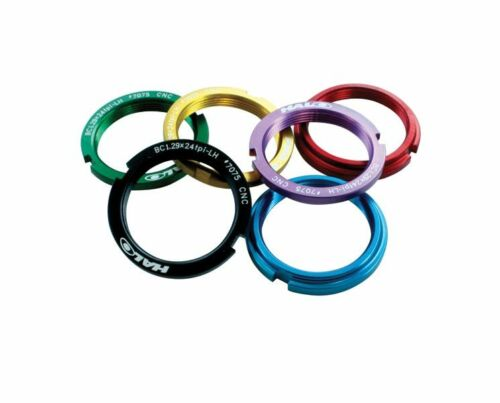 choice of colours from £6.99 Details about  /Fixie track lock rings lightweight or beefy