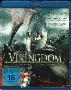 Vikingdom - Schlacht um Midgard (Blu-ray) Film - NEU & OVP