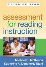 Assessment for Reading Instruction by Michael C. McKenna and Katherine A. Dougherty Stahl (2015, Paperback, Revised)