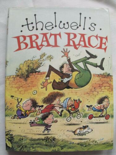 1 of 1 - Thelwell's Brat Race by Norman Thelwell