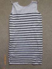 COS Breton Blue and White Nautical Striped Dress