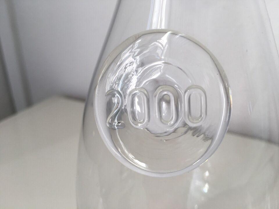 Glas, Karaffel krystal, House of Hansen