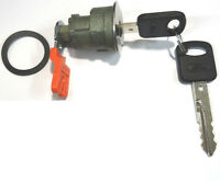 Ford Replacement Single Door Key Lock Cylinder W/2 Ford Oval Logo Keys