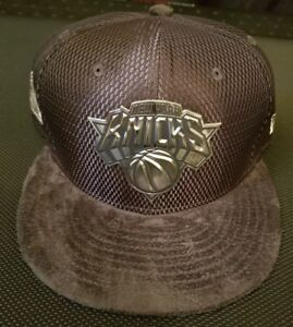 new style 91a3b 15218 Image is loading New-Era-New-York-Knicks-NBA-2017-Official-