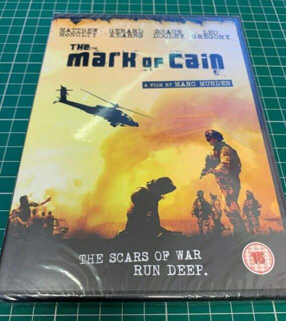 Mark Of Cain DVD New and Sealed