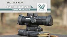 Vortex Spitfire 3x Prism  Rifle Scope