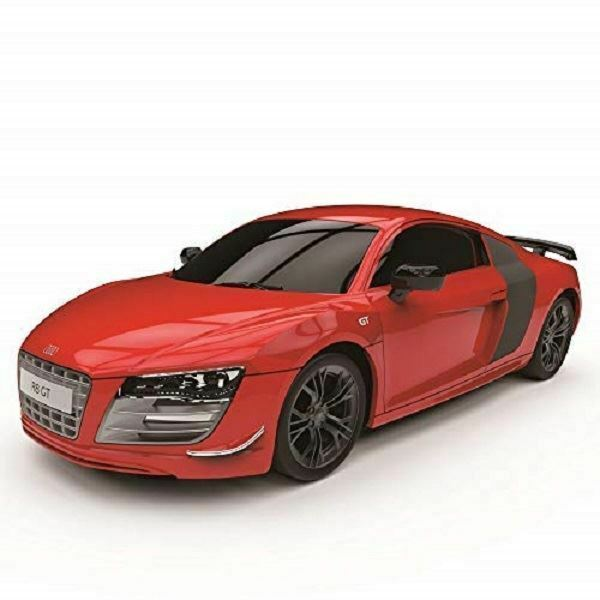 CMJ RC Cars Audi R8 GT Sport Official Licensed Remote Control Car for Kids