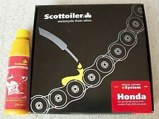 SCOTTOILER vSystem HONDA AFRICA TWIN no import taxes free shipping to US address