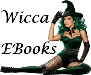 140-Books-Wicca-Witchcraft-Book-of-Shadows-Magick-Occult-Magic-Pagan-Spells