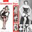 Exotique Burmel letters corsets boot high heels Carlson Wade John Willie ebookCD
