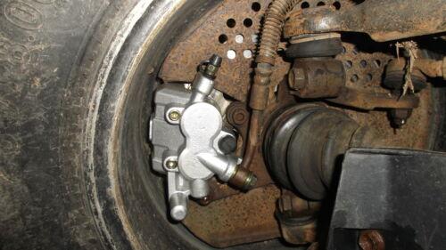 New Front Brake Caliper For SUZUKI LTA500 LT-A500F QUAD MASTER 4WD 2000 2001