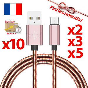 CHARGEUR-POUR-SAMSUNG-GALAXY-S6-S7-EDGE-CABLE-MICRO-USB-V8-ANDROID-CUIVRE-ROSE