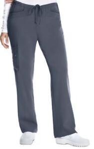 Grey S Anatomy Por Barco 2208 Firma Para Mujeres 5 Pkt Pantalones Cargo Scrub Talla 5xl Ebay