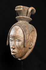 Ogoni Mask, Nigeria, African Tribal Arts, African Mask
