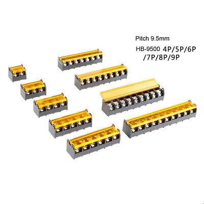 DUPONT 2.54 mm Double Rangée 2x2-20p Connecteur Électrique Terminal plug-in housing