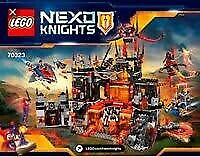 LEGO Nexo Knights Jestro's Volcano Lair