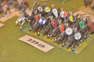25mm Âge Noir / Norman - Milites 14 Figures Cav (33404)