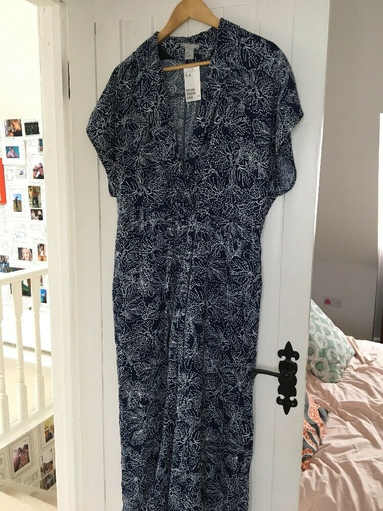 H m jumpsuit 14 New With Tags