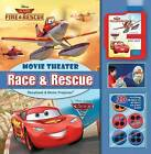 Race & Rescue Movie Theater Storybook & Movie Projector by Reader's Digest Association (Mixed media product, 2014)