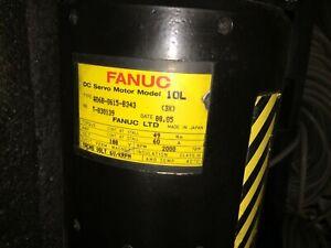 Refurbished-Fanuc-DC-Servo-Motor-A06B-0615-B343