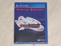 Dragon Fantasy The Black Tome Of Ice Psvita Game Sealed Playstation Vita Us