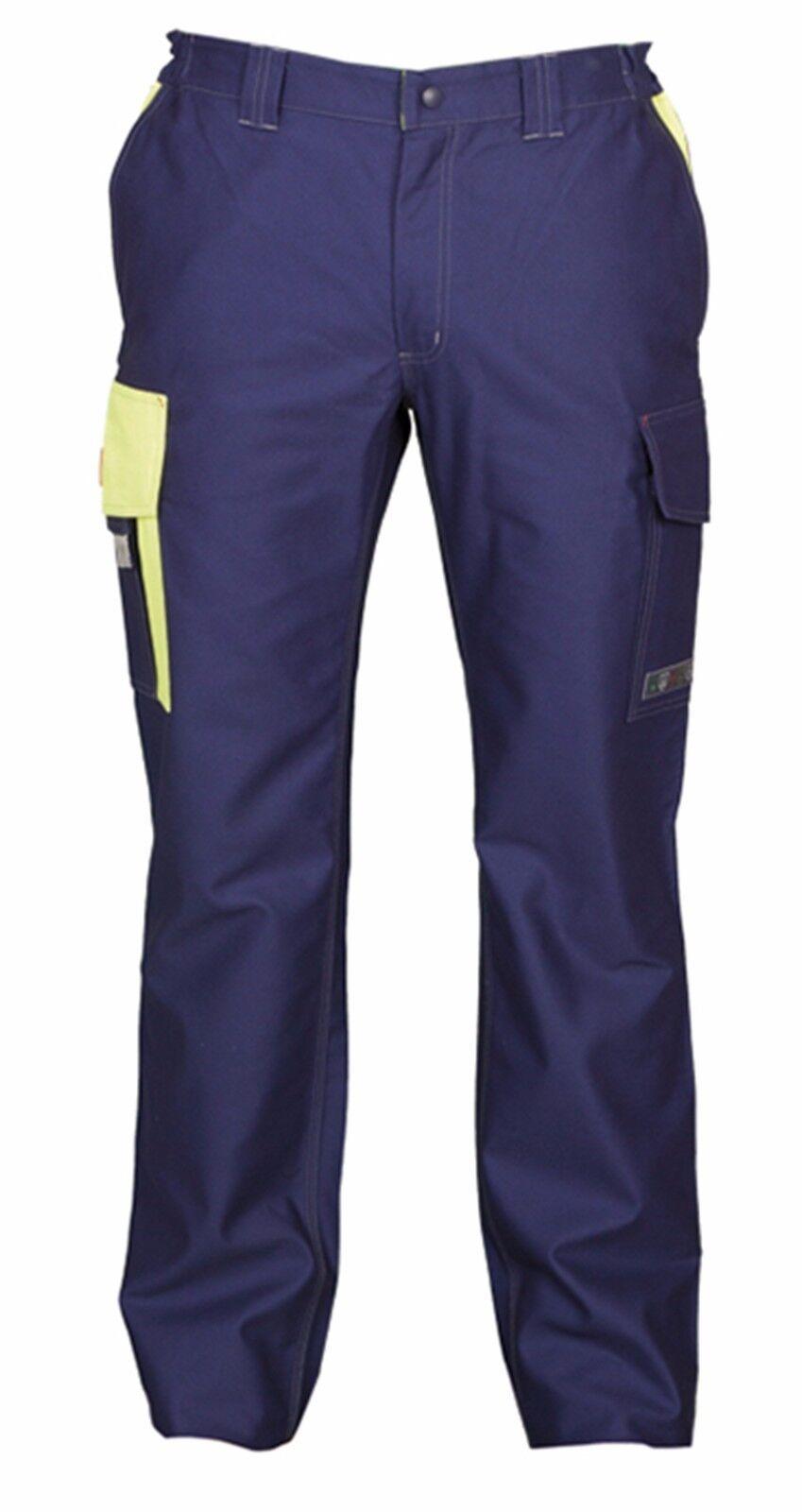 Pantalone da da da Lavoro Invernale Ignifugo Defender plus Payper cotone tasche fabbro df2f1b