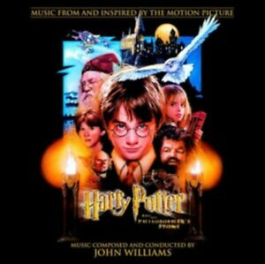 ORIGINAL SOUNDTRACK Harry Potter [John Williams] CD NEW & SEALED
