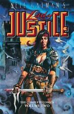 Neil Gaiman's Lady Justice #2 by C. J. Henderson (2016, Paperback)