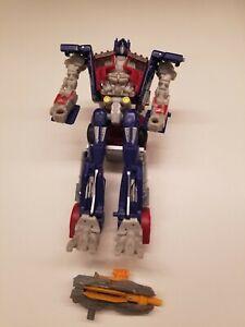 "OPTIMUS PRIME Transformers 3 DOTM Movie 5/"" inch Deluxe Class Figure Walmart 2011"