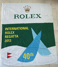 Restaurant Bar Decorative Regatta Banner Rolex Regatta Usvi 2013