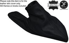 Costura negra cuero Freno De Mano Polaina tapa se ajusta Rover 75 Mg Zt zt-t 99-05