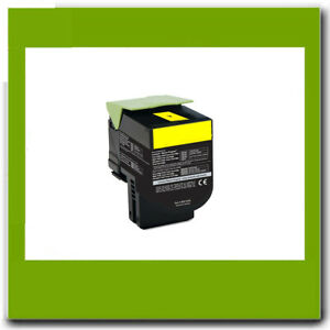80C0X10/_3PK SuppliesMAX Compatible Replacement for Lexmark CX-510 Black Extra High Yield Toner Cartridge NO. 801X1 3//PK-8000 Page Yield
