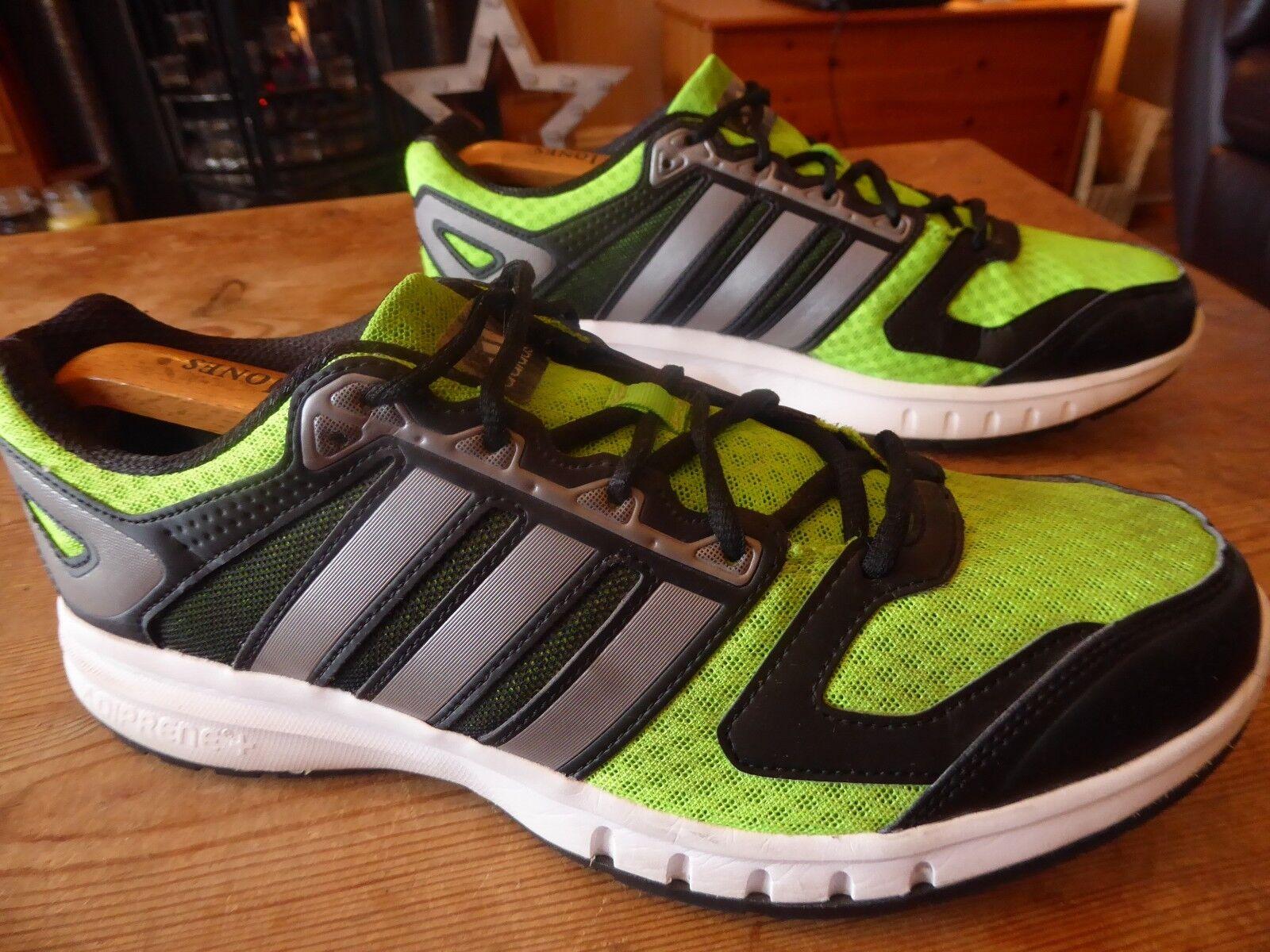Mens adidas galaxy - size uk 9.5 ( 2014 ) good condition
