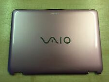 Sony VAIO VGN-CS VGN-CS11S Lid Back Cover Panel Plastic + WIFI PINK EAGD2002010