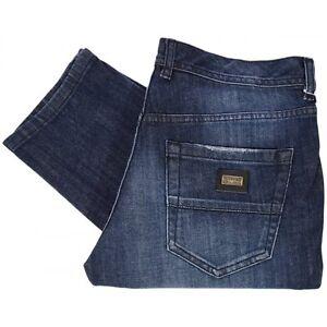 ICEBERG-5-poches-jeans-slim-delave