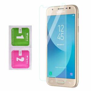 Lot-film-en-verre-trempe-vitre-pour-Samsung-Galaxy-J3-2017-J330FN-PRO-J330F