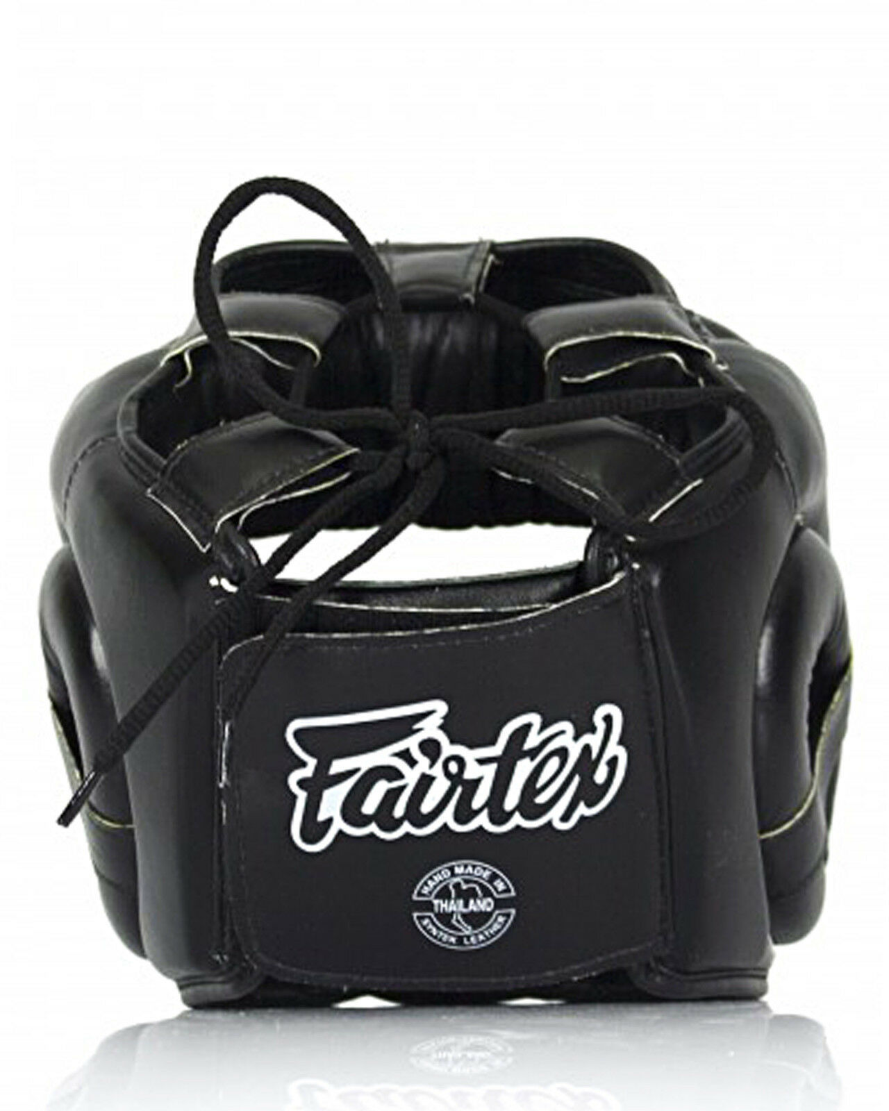 Fairtex HG14 Full Full Full Face Kopfschutz,  Thai Boxing, MMA, K-1 Head Gear Guard Schutz  | New Style